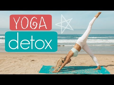 Yoga Detox - Fat Loss & Flexibility Workout | Rebecca Louise