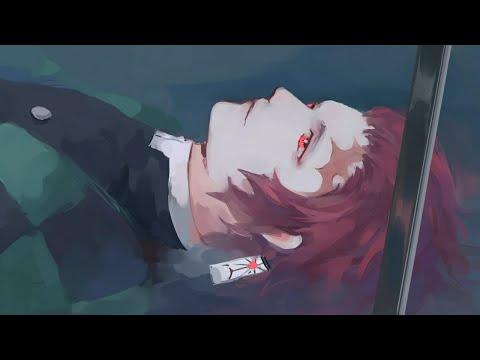Demon Slayer - Kamado Tanjirou No Uta (Kayou. Remix) Feat. Shiro Neko「AMV」