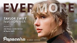 EVERMORE | Taylor Swift Piano Cover видео