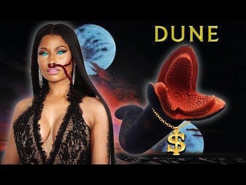 Nas / Jay Z / Biggie / Rakim / Drake / Kanye West / Nicki Minaj / Chris Brown - Dune Hip-Hop Rap