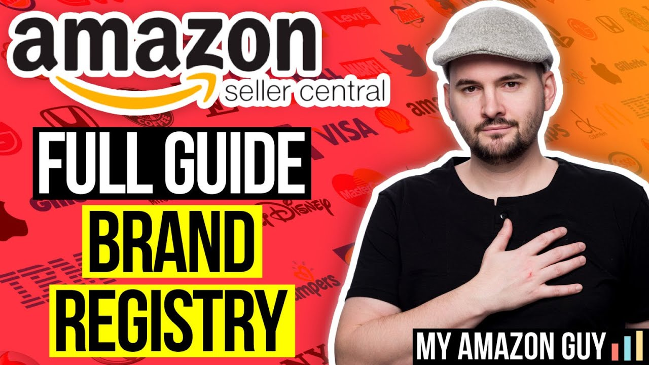 what is amazon brand registry