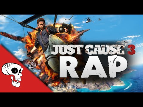 """JUST CAUSE 3 RAP by JT  - """"I Don&39;t Need a Reason"""""""
