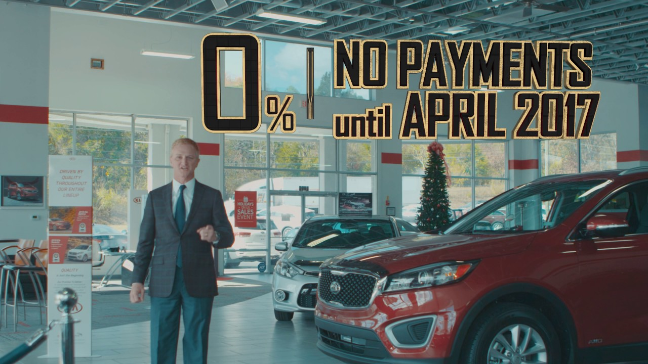 Rusty Wallace Kia Alcoa: Holidays On Us