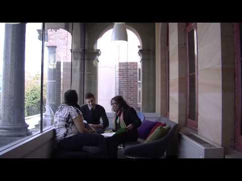Tour Of UNE's Future Campus, Parramatta