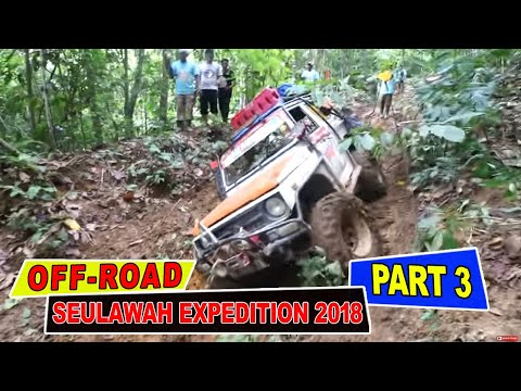 MAR MAR STYLE | IOX ACEH CHAPTER | SEULAWAH EXPEDITION 2018 PART 4
