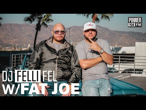 Fat Joe Names LL Cool J & Heavy D As Biggest Inspo + Growing Up Where Hip Hop Was Born