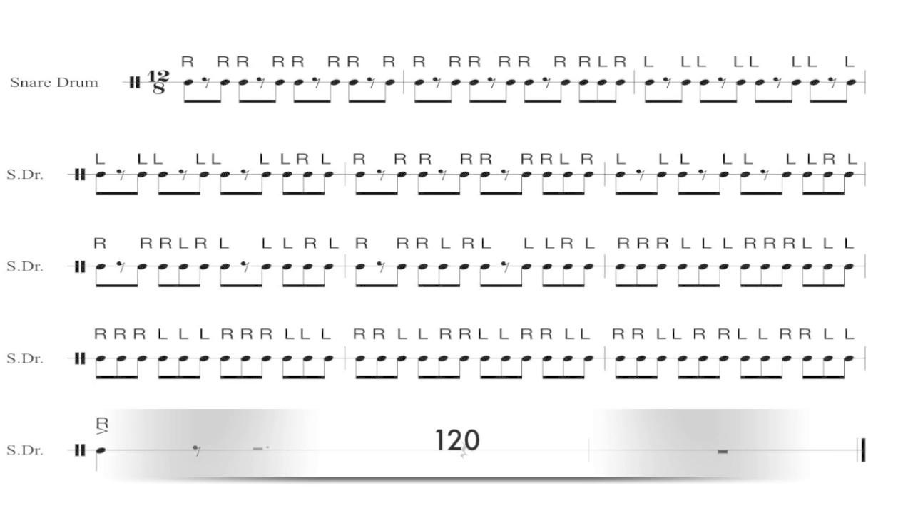 Snare Drum Warm Ups : snare warm up 01 advanced youtube ~ Russianpoet.info Haus und Dekorationen
