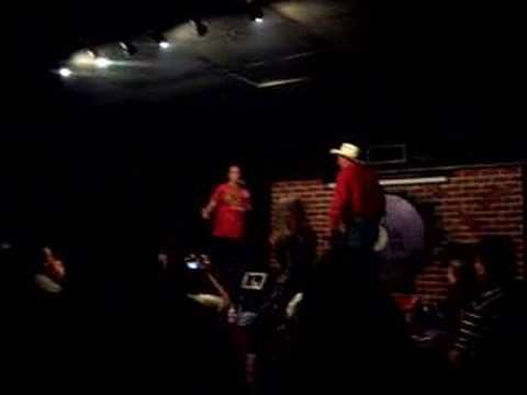 Pauly Shore Punch - Odessa Texas