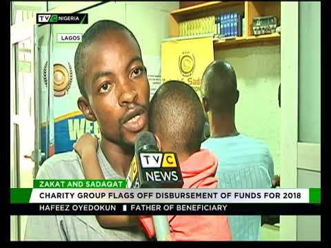 Zakat: Charity group flags off disbursement of funds for 2018