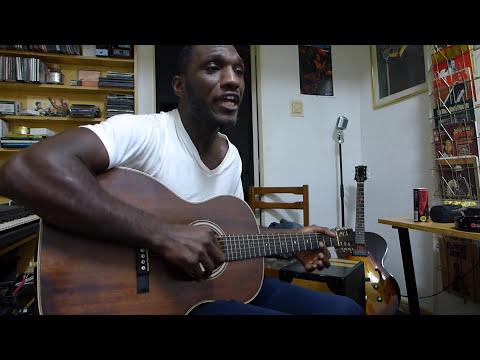 Cedric Burnside at Solo Blues - Poor Black Mattie HD