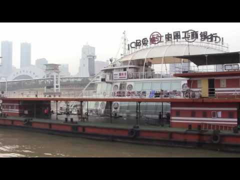 China Reise 2016 Shanghai - Chongqing Yangtze Teil 3 Gaby und Bernd