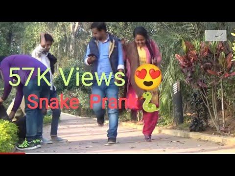 Best Snake Prank by Agartala Pranksters