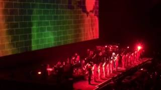 Another brick in the wall  Live Roger Waters / Pink Floyd concert