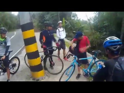 MTB Philippines - Taytay falls Majayjay Laguna Adventure - CBC
