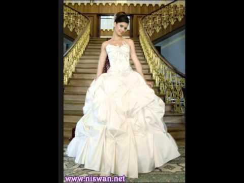 سمر العشق الممنوع بثوب الزفاف رااااائع