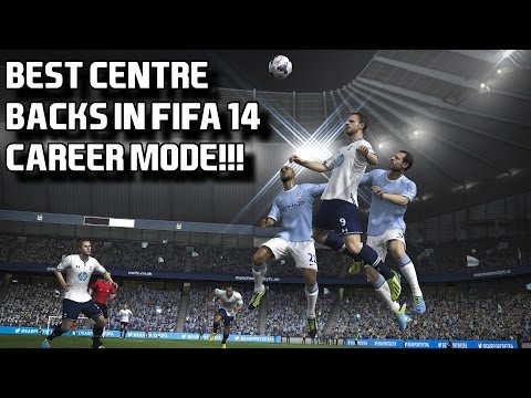 Best Young Centre Backs In Fifa 14 Career Mode!!! (w/ Great Potential!)