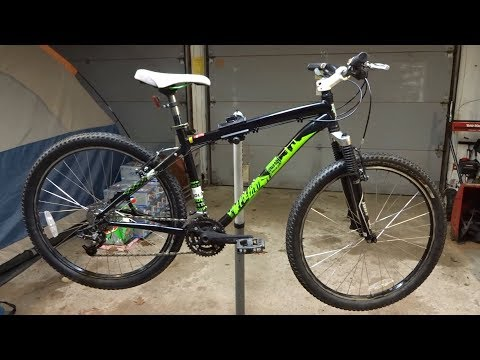 Fixing/Overhauling The $15 Specialized Hardrock Mountain Bike