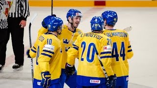 Team Sweden Road To Gold at the 2017 World Championship