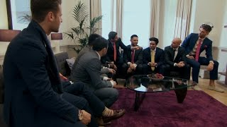 The boys choose a team name - The Apprentice 2014: Series 10 Episode 1 Preview - BBC One