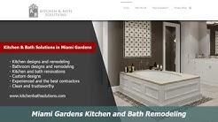 Miami Gardens Kitchen and Bath Remodelers :: Kitchen Bath Solutions