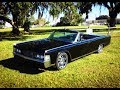 1965 Lincoln Continental Final Video  American Dreams Restoration