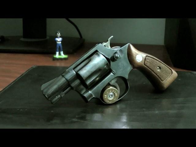 S&W Model 36 実銃レビュー Part 2