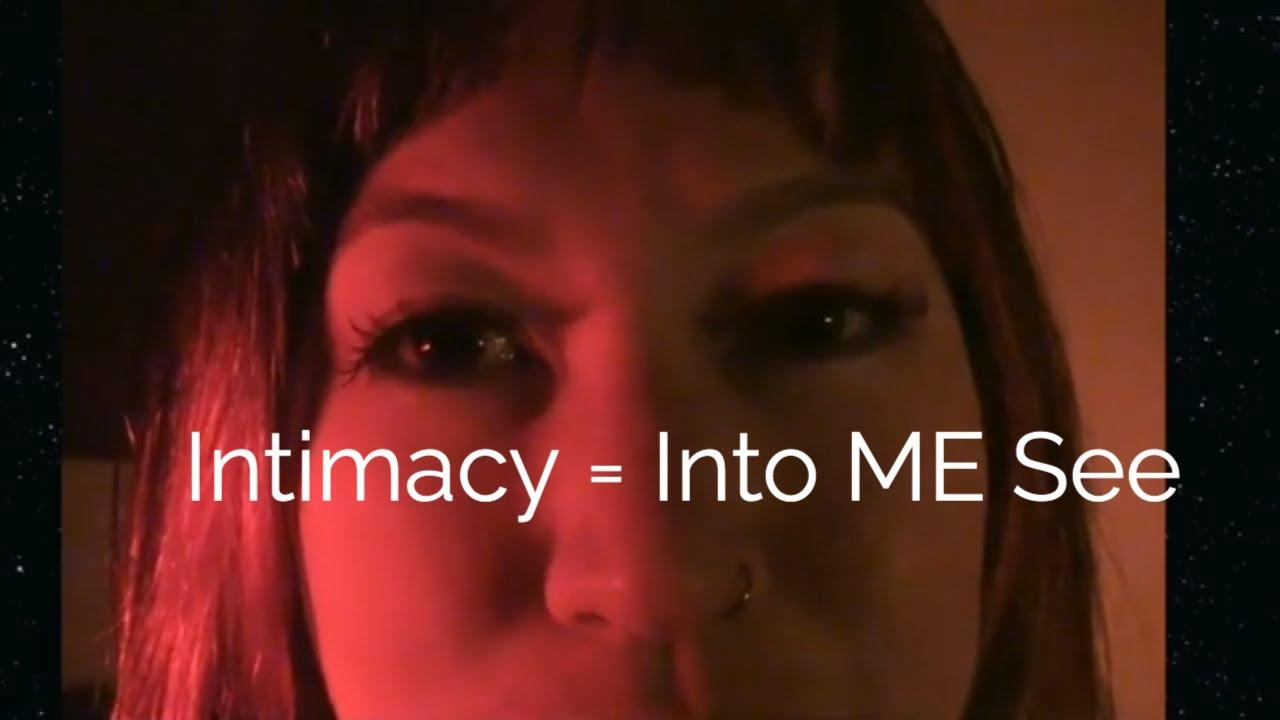 Sacred Intimacy 101: Why You Should Eye Gaze With Me
