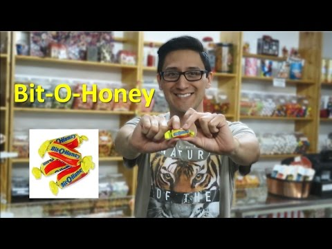 Bit-O-Honey // TheCandyGuy