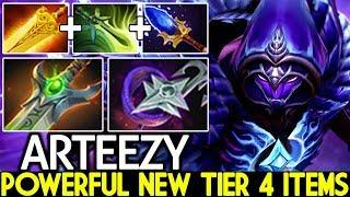 ARTEEZY [Spectre] Powerful New Tier 4 Items Insane Carry 7.23 Dota 2