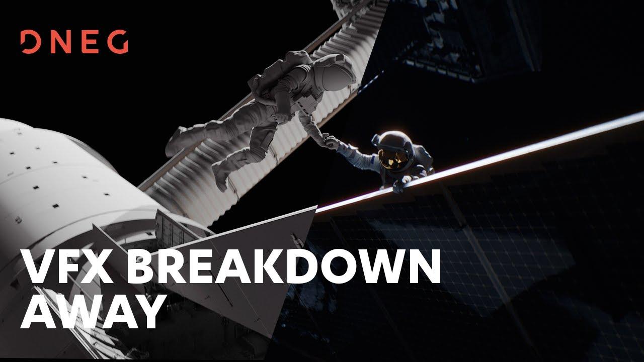 Away   VFX Breakdown   DNEG