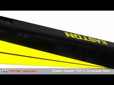Easton Stealth 75S II Composite Stick