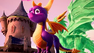 How Spyro