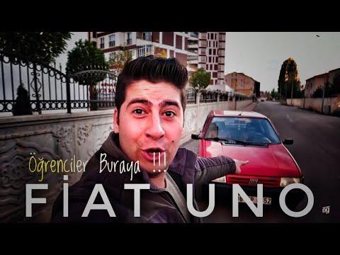 Öğrenciler Buraya!! | Fiat Uno | Otomobil Günlüklerim