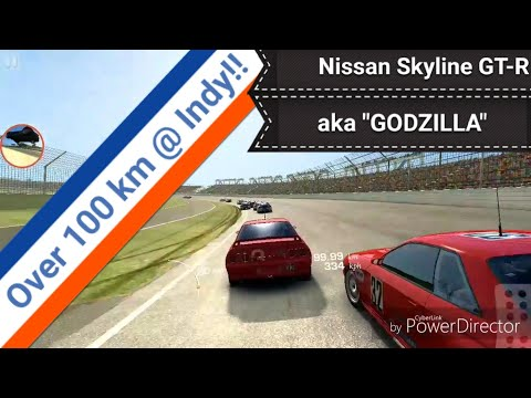 New LOOOONG Indy Speedway Endurance race!! Real Racing 3.