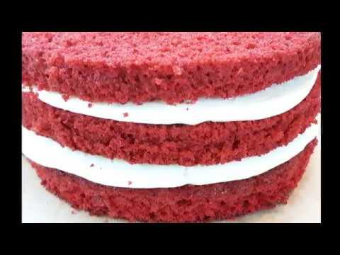 Красный бархат - самый лучший рецепт