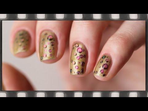 сливовый коротких фото маникюр на ногтях