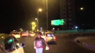 Taxistas bloquearon a carros de Uber en el Estéreo Picnic thumbnail