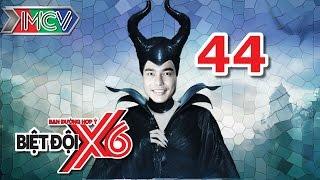 le duong bao lam hoa than phu thuy hanh ha si thanh - cat tuong  biet doi x6  tap 44  11112016