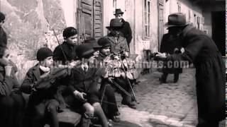 Juifs et Tziganes en Hongrie