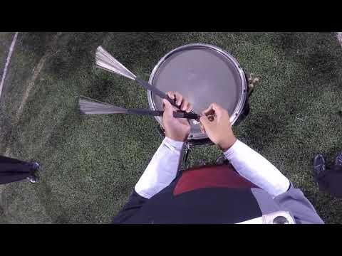 Adrian Bueno Snare Cam (Tyler Lee Performance Illuminations 2019-2020)