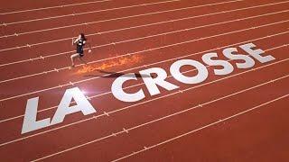 "Uw-la Crosse ""stadium Of Dreams"" Track & Field Film"