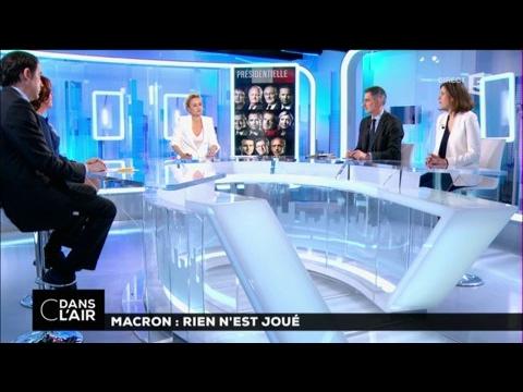 Macron : rien n'est joué #cdanslair 27-03-2017
