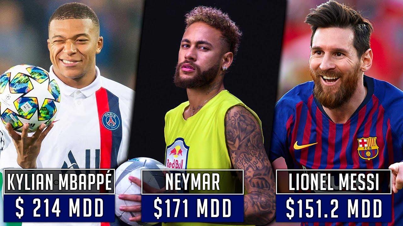 Download Los jugadores más caros del mundo. La lista ya cambió