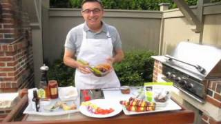 Gardein™ Treats Dad To A Meat-free Bbq Recipe This Father's Day