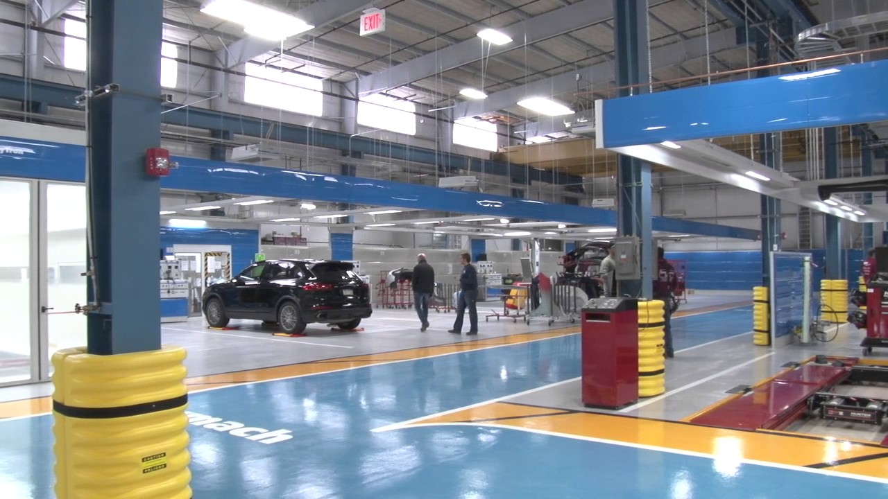 3d Auto Body Amp Collision Centers In Philadelphia Youtube