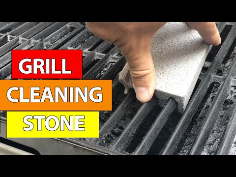 How To Clean A Grill - FAST and EASY