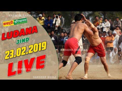 Ludana, Jind  ( लुदाना जींद  ) Kabaddi Tournament Live   | KABADDI HARYANA |
