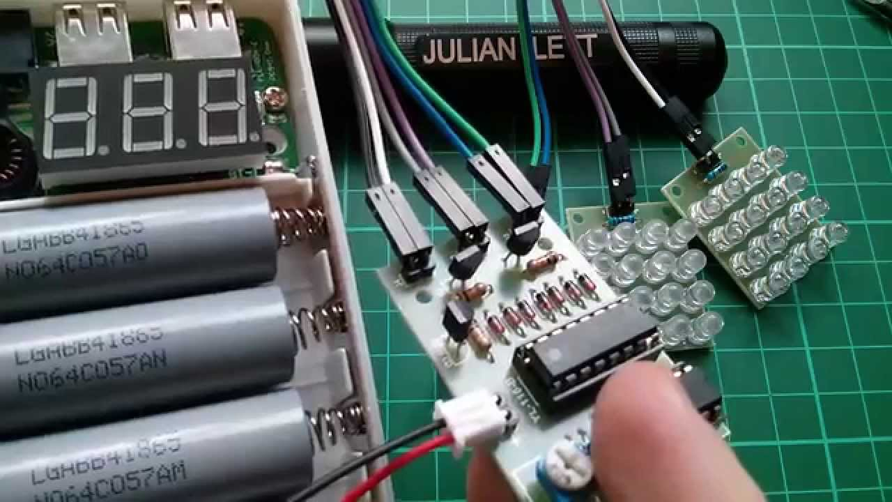 Postbag 29 Fun Re Wiring A 555 And 4017 Led Module Youtube Solid State Ic Stroboscope