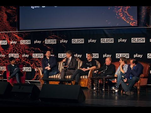 Slush PLAY 2016 // Fireside Chat: Gaming and VR