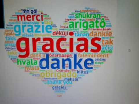 Uitzonderlijk Bedankt voor de felicitaties! Liefs Annet xxx - YouTube #ET31